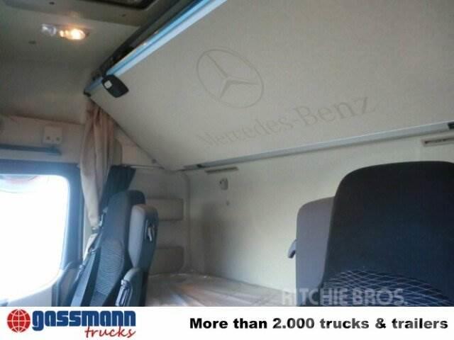 Mercedes-Benz Actros 2545 L 6x2 mit Kran, Retarder Sitzhzg./NSW, Flakbilar