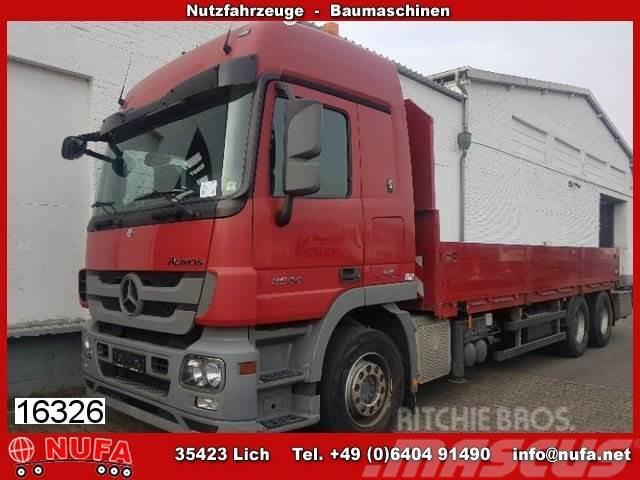 Mercedes-Benz Actros 3 2644 L/6x4/55, für Heckkranmontage