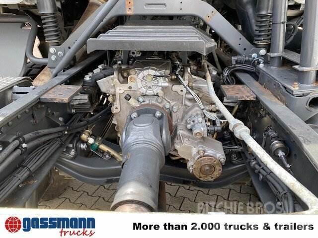 Mercedes-Benz Actros / 3343AK 6x6 / 6x6 Klima/Tempomat, 2001, Tankbilar