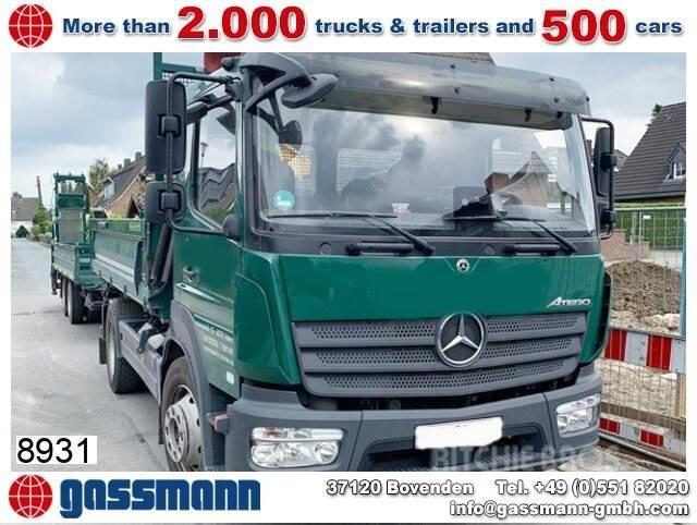 Mercedes-Benz Atego 15/1630 K 4x2