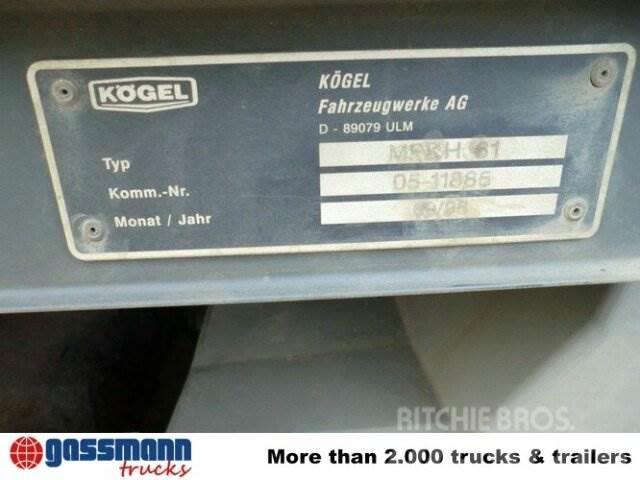 Mercedes-Benz Atego 815 4x2, UNFALL!, 2001, Övriga bilar