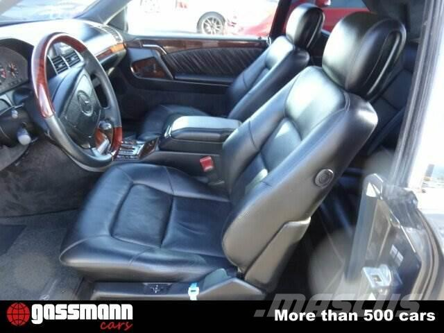 Mercedes-Benz CL 600 Coupe 2x VORHANDEN!