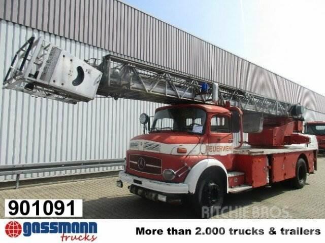Mercedes-Benz L 1519 4x2 Feuerwehr Drehleiter DL30