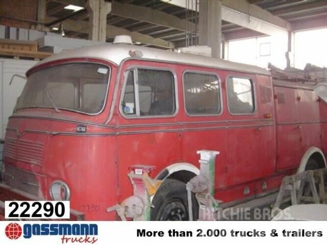 Mercedes-Benz LPF 311 4x2 Feuerwehr Löschwagen