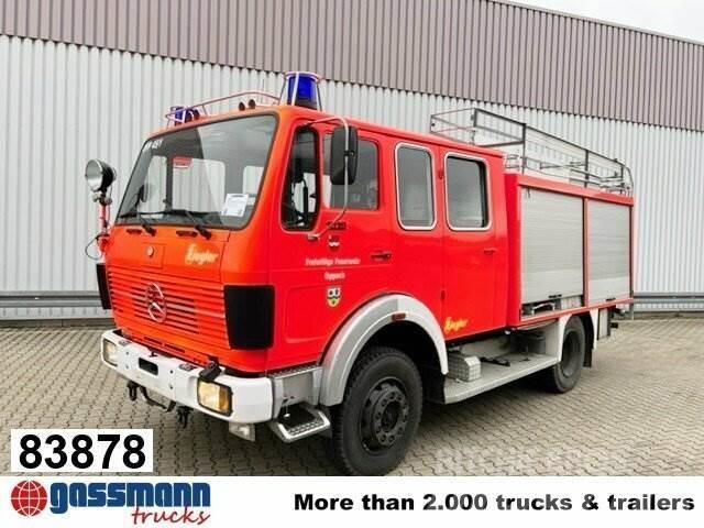 Mercedes-Benz NG 1019 AF 4x4 Doka, LF 16, Feuerwehr