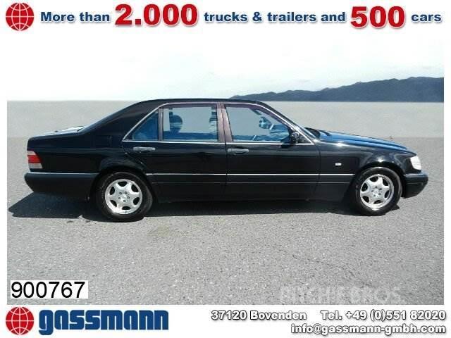 Mercedes-Benz S 320, mehrfach VORHANDEN!