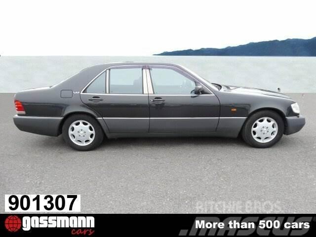 Mercedes-Benz S 500 Limousine, mehrfach VORHANDEN!