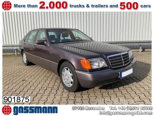 Mercedes-Benz S 600 / 600 SEL
