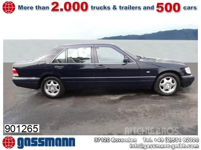 Mercedes-Benz S 600 Limousine lang, mehrfach VORHANDEN!