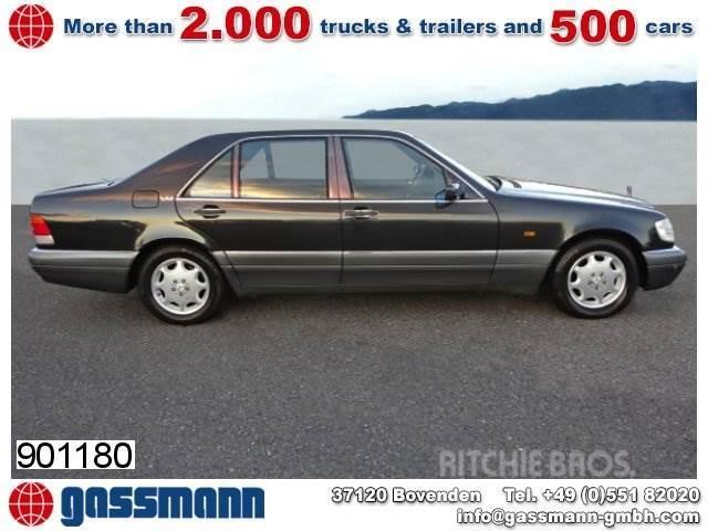 Mercedes-Benz S 600 V12 Limousine lang, mehrfach VORHANDEN!