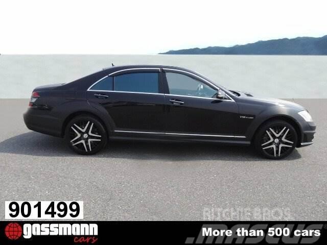 Mercedes-Benz S 65 AMG lang, 2x VORHANDEN!