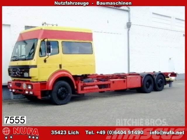 Mercedes-Benz SK 2531 L 6x2, BDF, LBW, Oldtimer, Womo