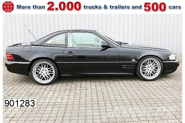Mercedes-Benz SL 600 7.2 ltr. Lorinser, 528 PS