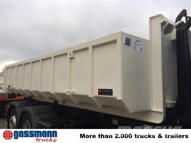 Nfp eurotrailer abroll container occasion prix 8 000 for Prix container vide