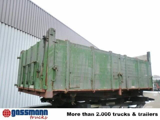 used 3 seiten kipper dump trucks year 1986 price 3 411 for sale mascus usa. Black Bedroom Furniture Sets. Home Design Ideas