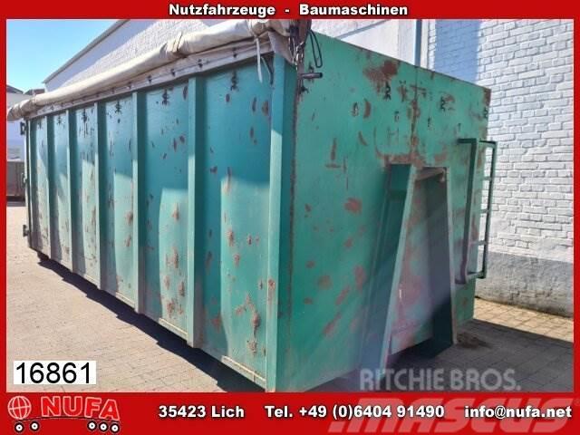 [Other] Andere Abrollcontainer 32 cbm, Flügeltüren