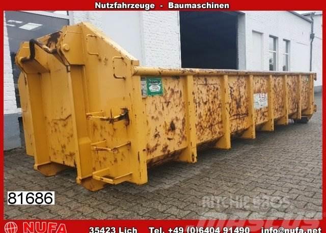 [Other] Andere Abrollcontainer AR 14 cbm, Flügeltüren