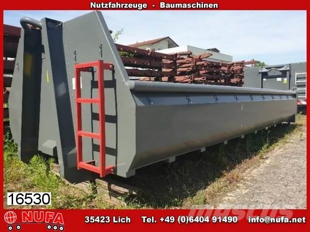 [Other] Andere Abrollcontainer Bayernbox Flügeltür, ca.11m
