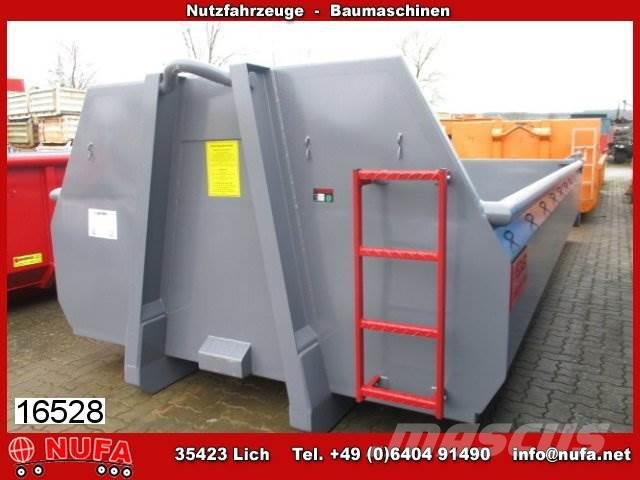 [Other] Andere Abrollcontainer Bayernbox, Flügeltür ca.10m