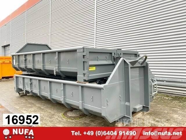 [Other] Andere Abrollcontainer mit Flügeltür ca. 9m³