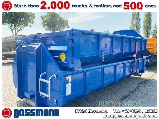 [Other] Andere Abrollcontainer mit Flügeltür ca. 10m³