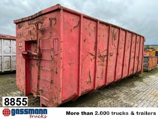 [Other] Andere Abrollcontainer mit abklappbaren Bordwänden