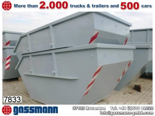 [Other] Andere Absetzcontainer ca. 7m³, 2x VORHANDEN!
