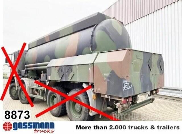 [Other] Andere Alu Tankaufbau ca. 18.000l