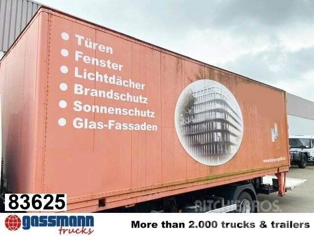 [Other] Andere Cargo Van Wechselbrücke AWL
