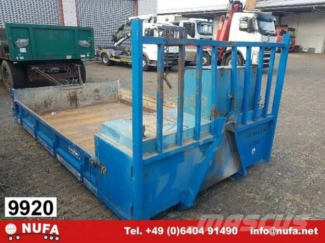 [Other] Andere Citylift Abrollcontainer 2,5 cbm, Bordwände