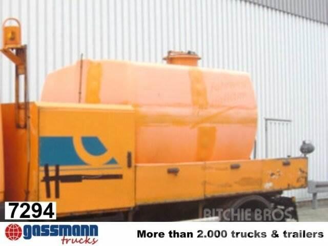 [Other] Andere Spülaufbau DA22, 5.000 ltr. Tank mit Pumpe