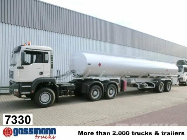 [Other] Andere Tankauflieger für Diesel/Öl, 35.000 - 50.00