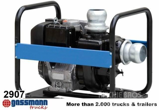 [Other] Andere - Wasserpumpe 4,3 ltr, 129m³/Std 2000l/min,