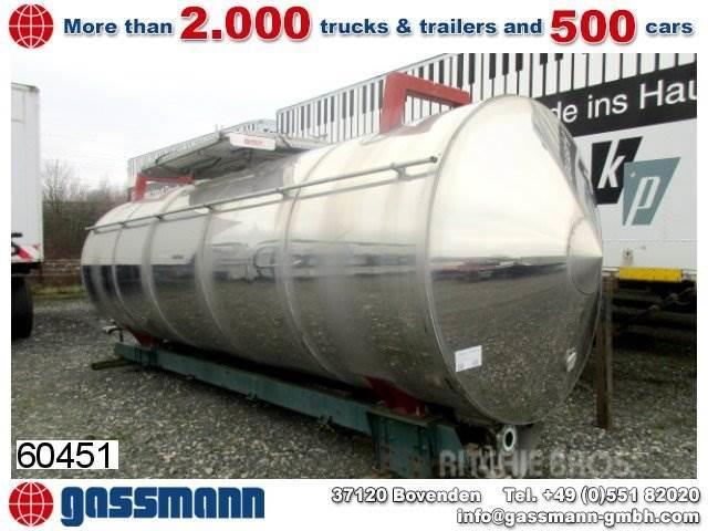 BSLT - / Tank, 1997, Tankbilar