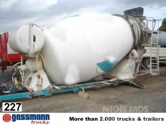 ca. 7m³ mit hydr. Antrieb, 1988, Cementbil