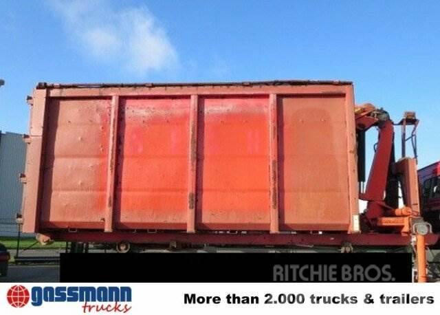 Container mit Kran Palfinger PK10500, 1998, Övriga bilar