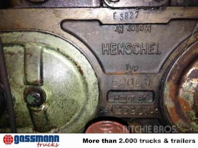 Henschel Motor / -, Övriga bilar