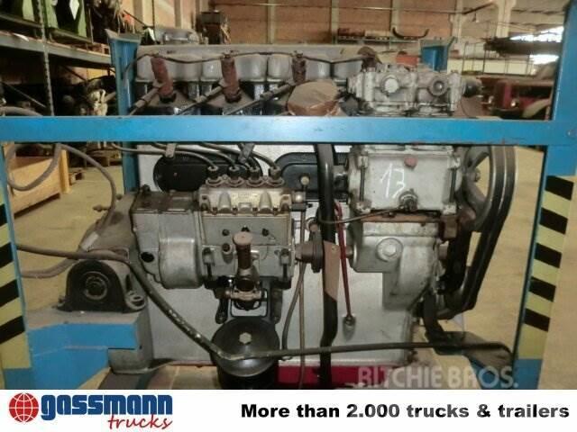 IFA-AUTOMOBILW. - / Motor W50, Övriga bilar