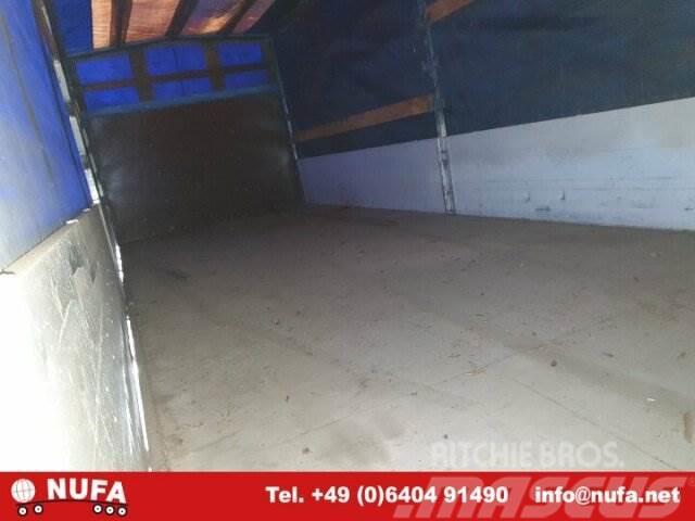 . / Pritsche, Växelflak-/Containersläp