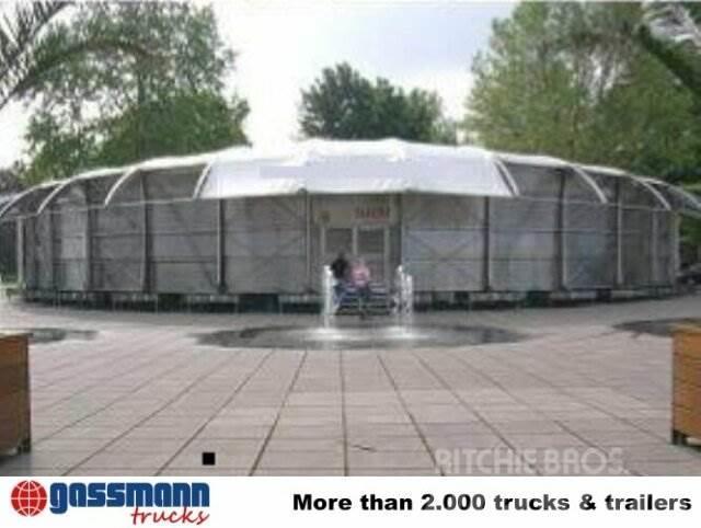 WILLE, mobile Ausstellungshalle, 1996, Övriga bilar
