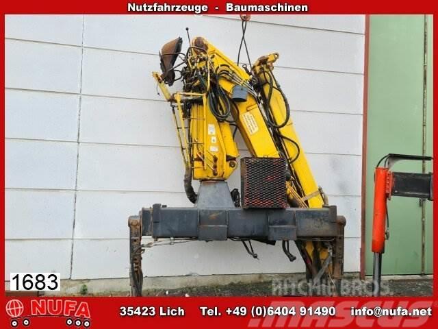 Penz Kran13000 H/D 7 m - 1.85o kg