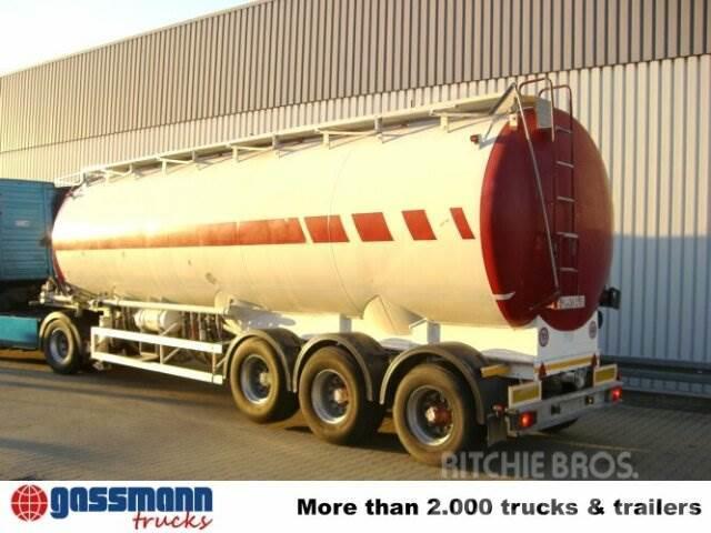 Piacenza (I) C36R2P43, 35m³, 1993, Tanktrailer