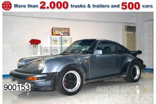 Porsche 930 Turbo 3.3 litre, mehrfach VORHANDEN!