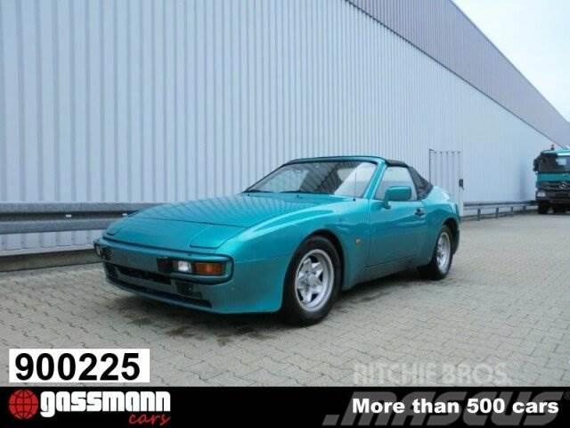Porsche 944/924 Cabrio