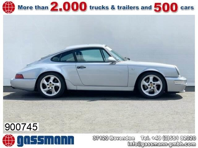 Porsche 964 911 Carrera 2 Autom./Klima/eFH./NSW/Radio