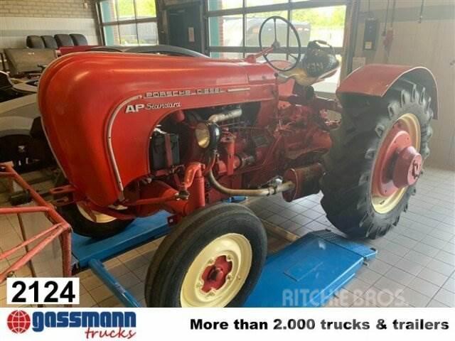 Porsche Traktor, AP Standard, Baumuster AP 18/24