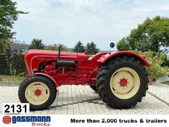 Porsche Traktor Master