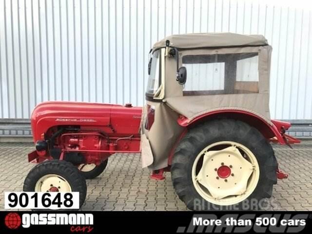 Porsche Traktor, Standard R219