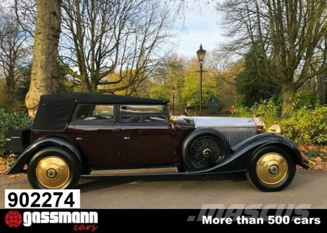 Rolls Royce Phantom II Tourer