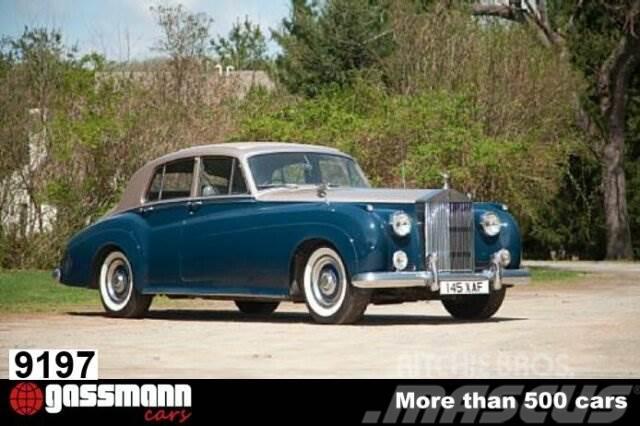 Rolls Royce Silver Cloud II Saloon LWB